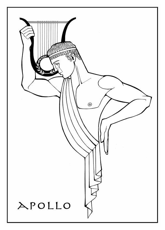 Apollo - Greek Mythology