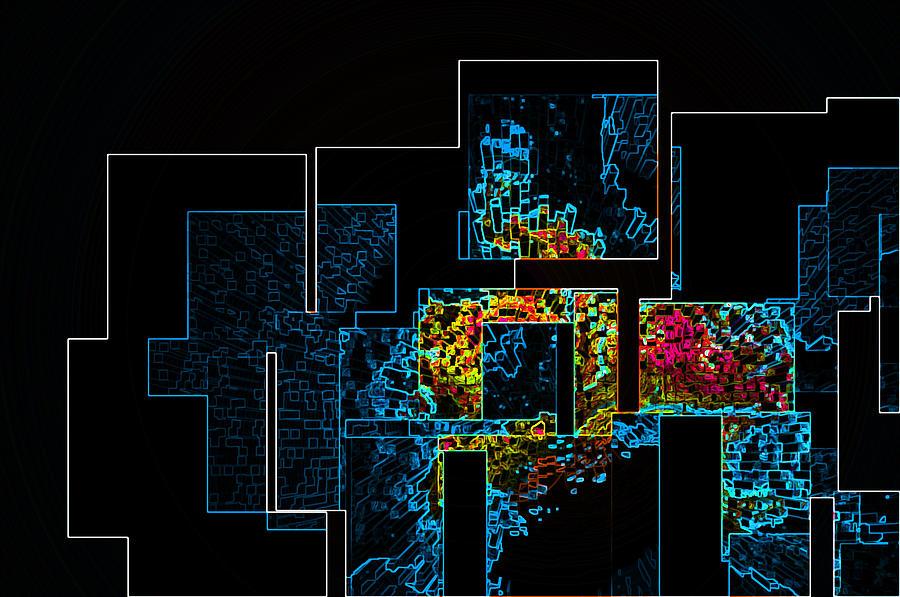 App Digital Art By Digital Art Modern Prints