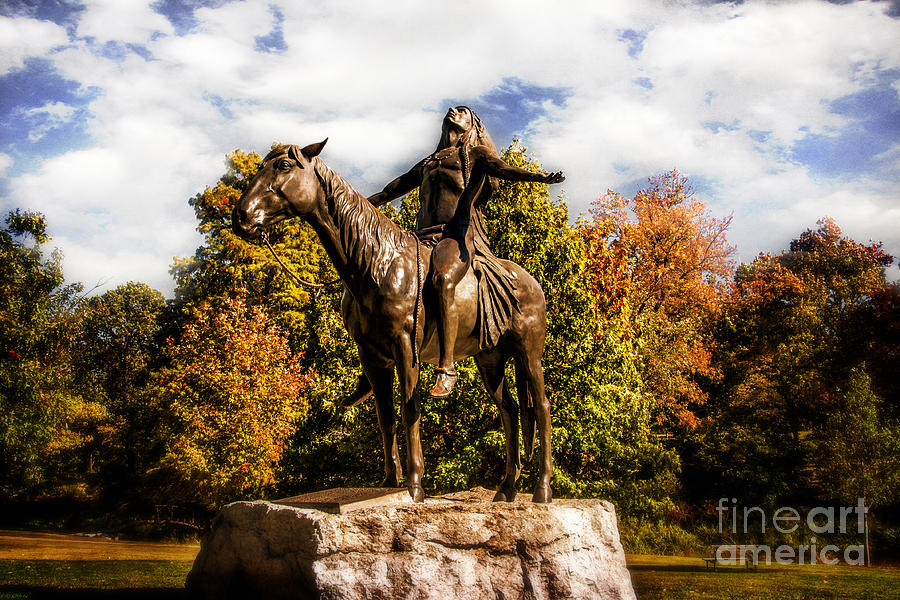 Appeal To The Great Spirit Photograph  - Appeal To The Great Spirit Fine Art Print