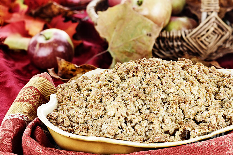 Apple Crisp Photograph