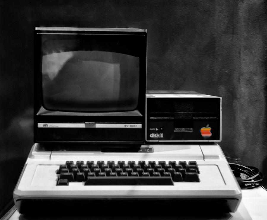 First personal computer 1971