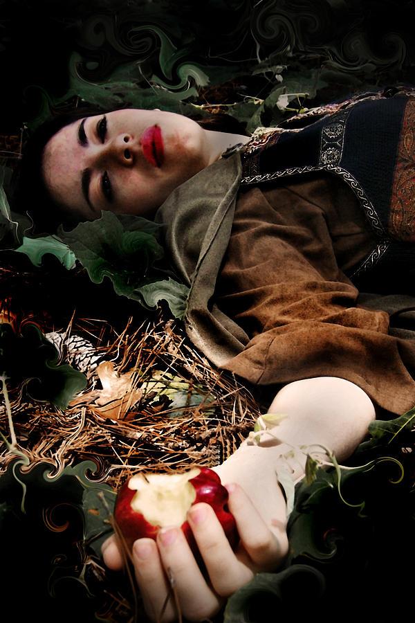 Apple Of Death Photograph