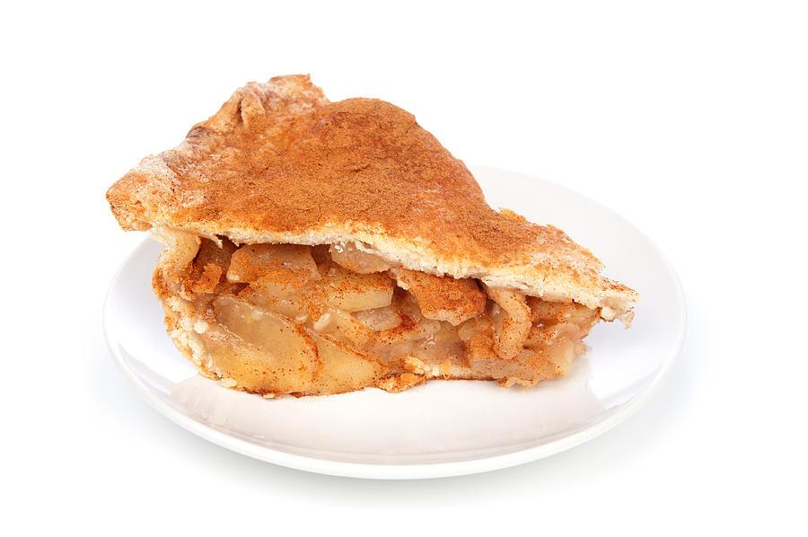 Apple Pie Slice Photograph by Joe Belanger