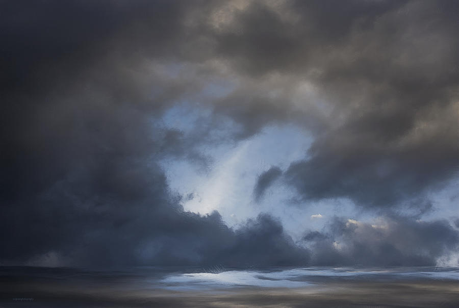Approaching Storm Photograph  - Approaching Storm Fine Art Print
