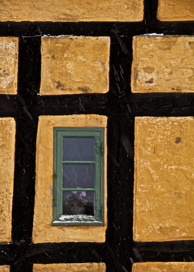 Window Photograph - Approximation by Odd Jeppesen