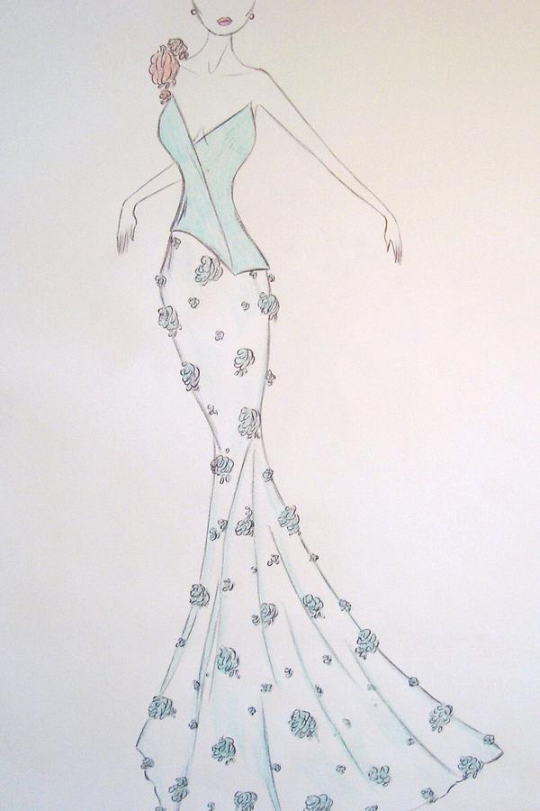 Aqua Accord Drawing