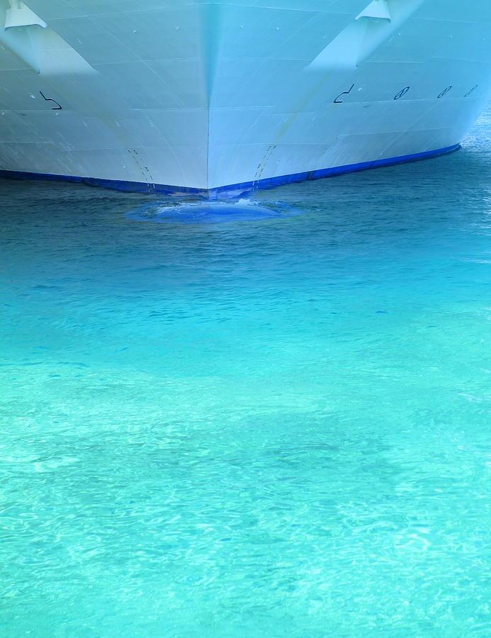 Aqua Photograph