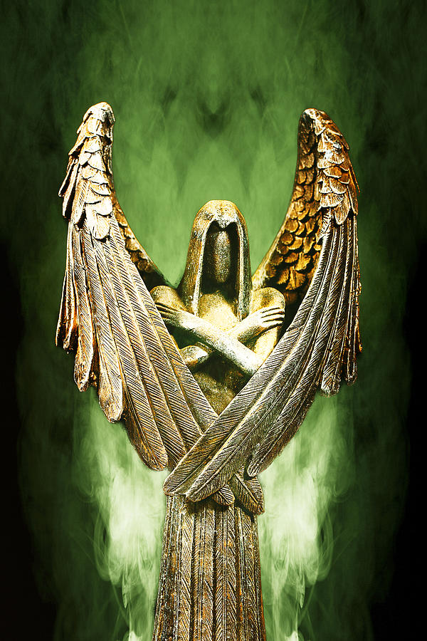 Archangel Azrael Photograph
