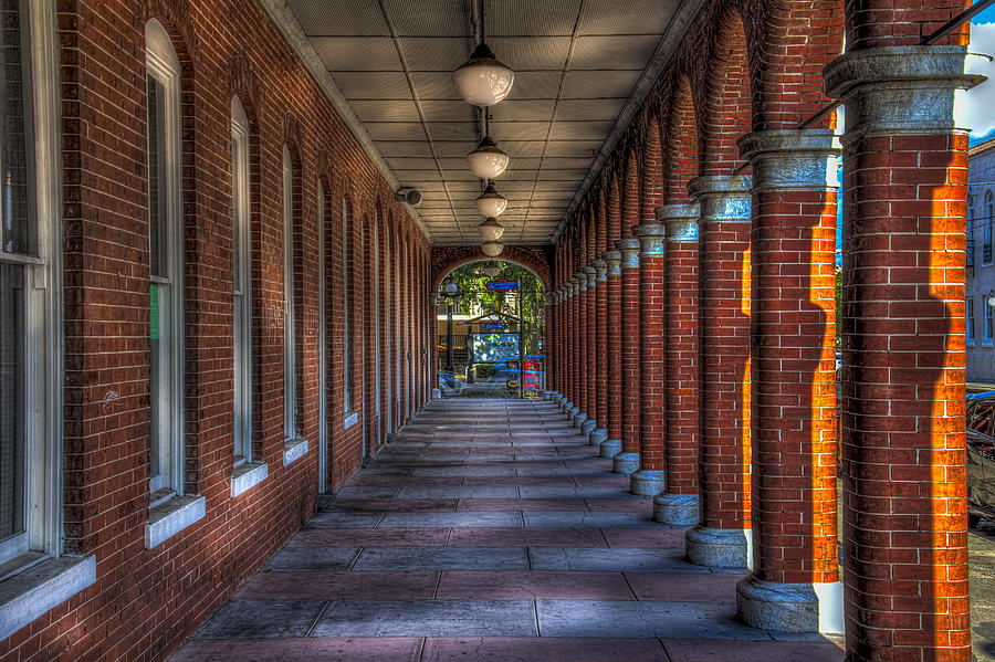 Arches And Columns Photograph By Marvin Spates