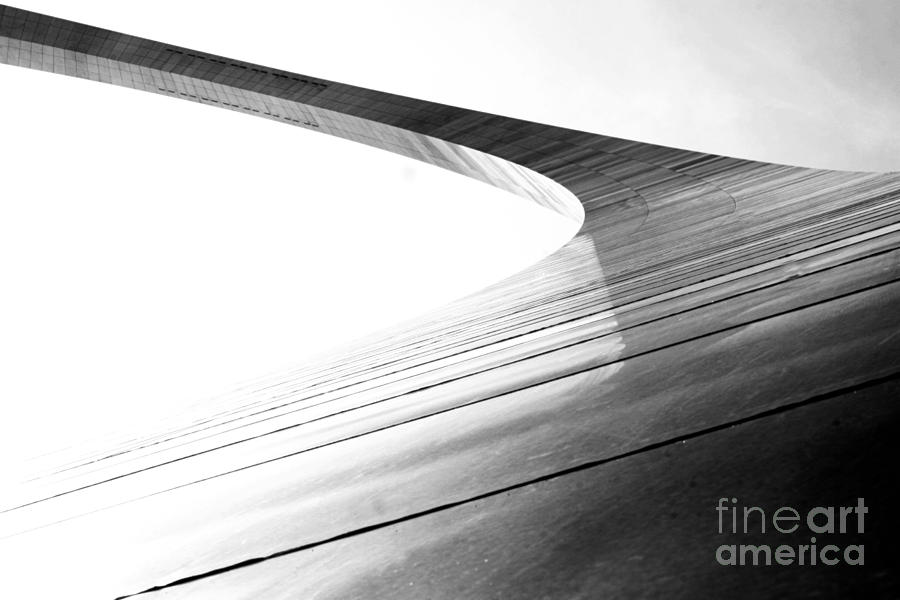 Arching Photograph  - Arching Fine Art Print