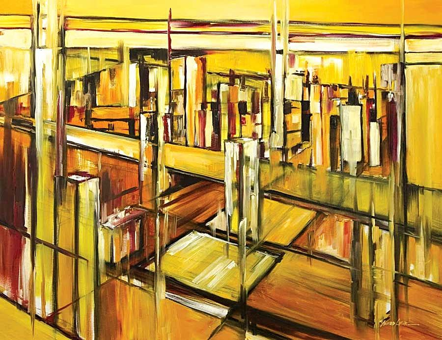 Architecture Painting