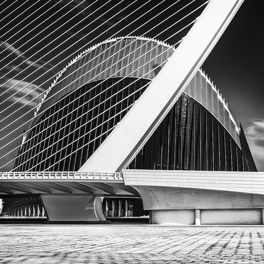 Architecture Valencia Vl Photograph