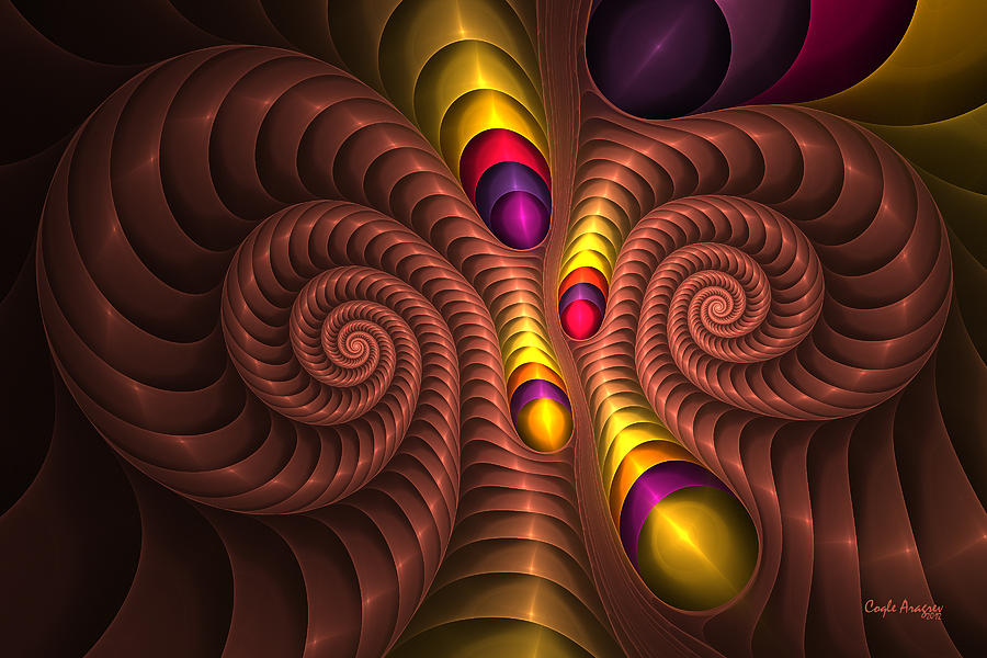 Aries Digital Art