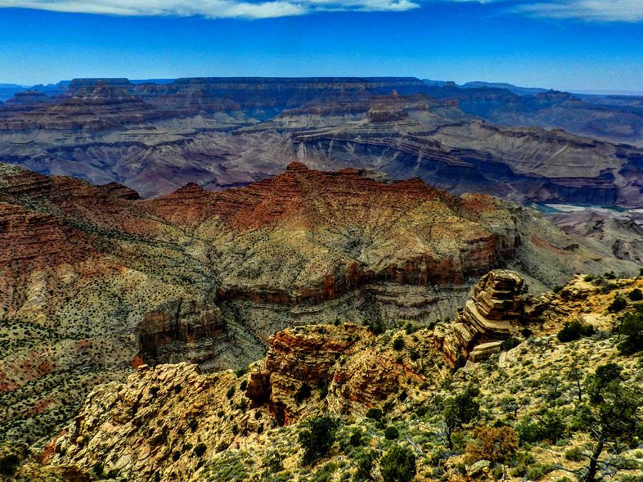 Arizona - Grand Canyon 002 Photograph