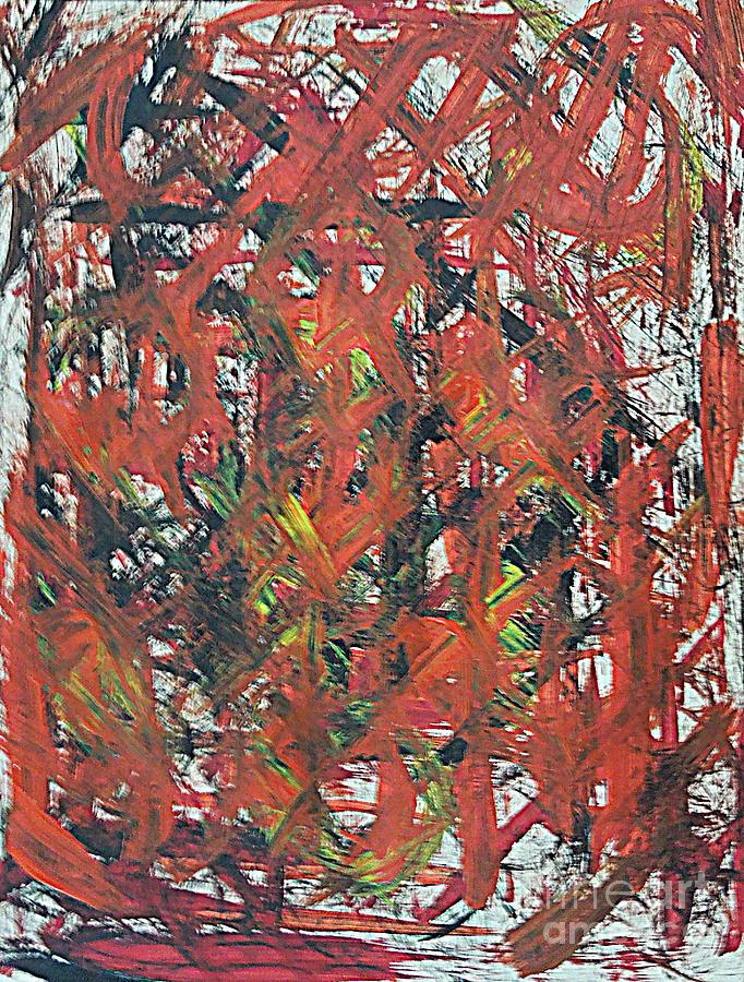 Armageddon 1 Painting