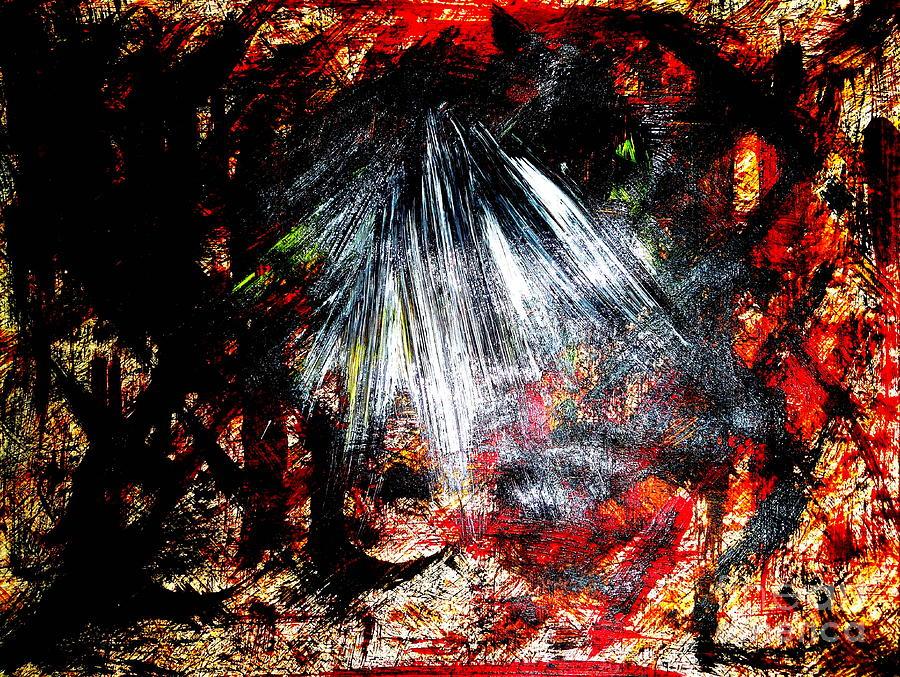 Armageddon 4 Painting