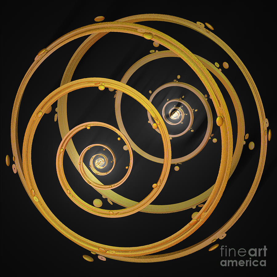 Armillary By Jammer Digital Art