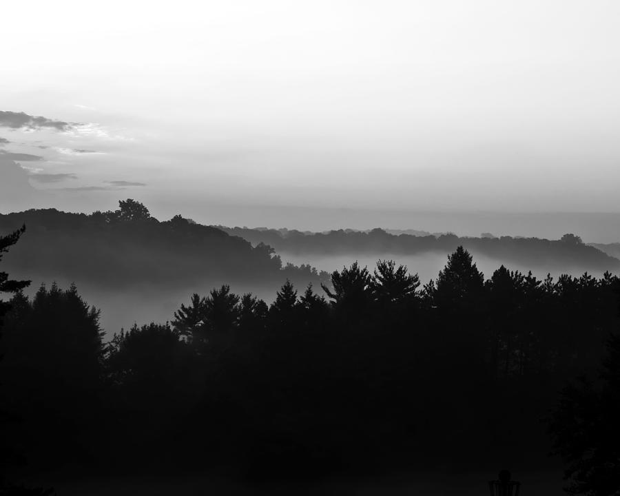 Art For Crohns Foggy Day Photograph