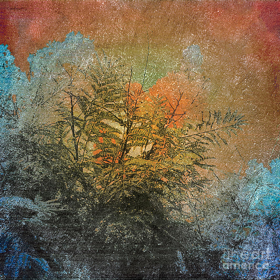 Artificial Nature Photograph  - Artificial Nature Fine Art Print