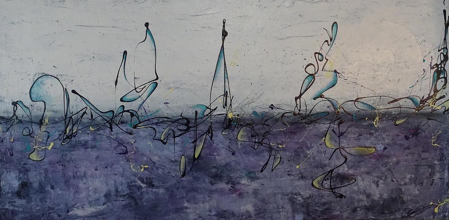 Artist Lifeline Painting