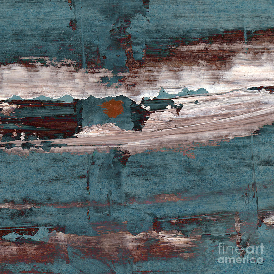 Abstract Painting - artotem I by Paul Davenport