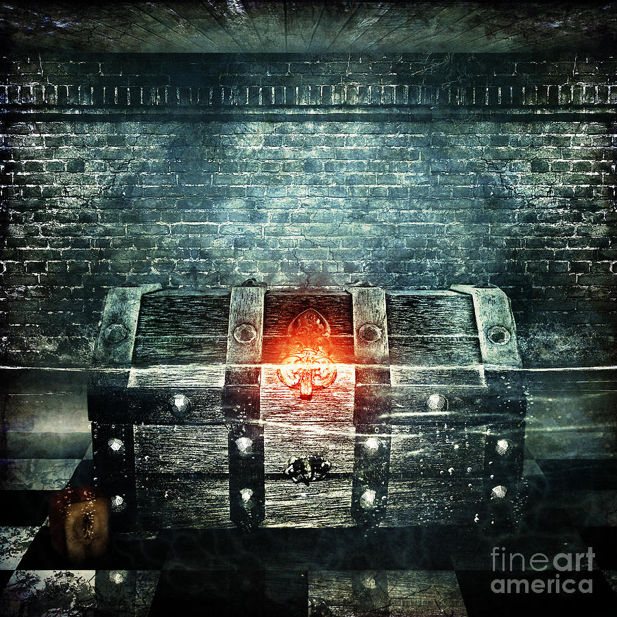 Artwork Untitled No.108 Digital Art  - Artwork Untitled No.108 Fine Art Print