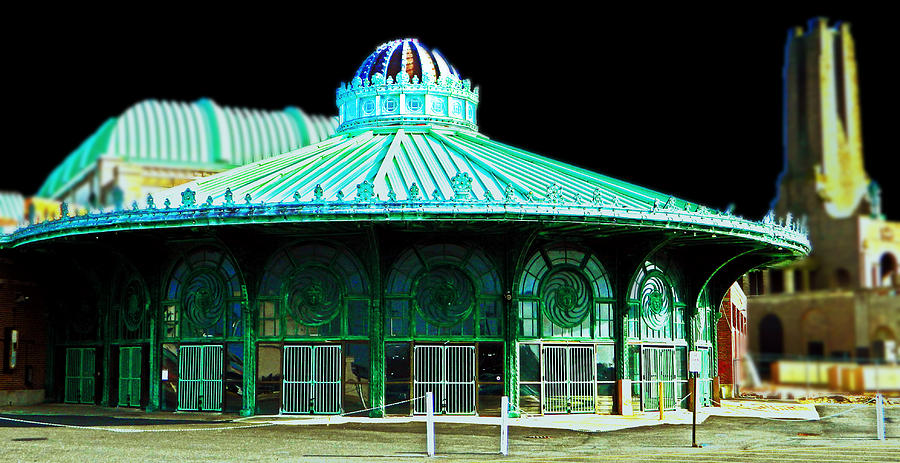Asbury Park Dreamland Photograph