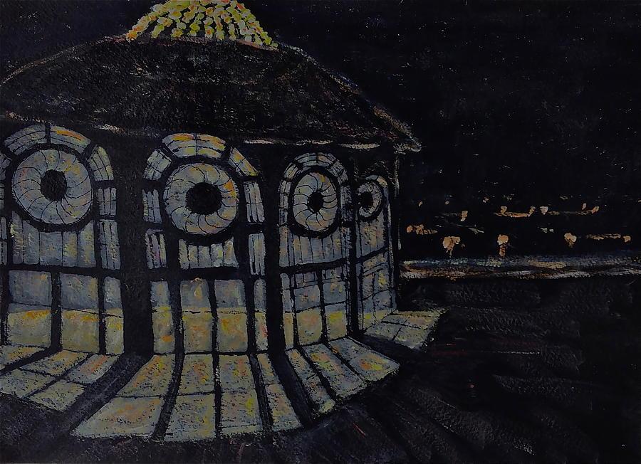 Asbury Park Painting