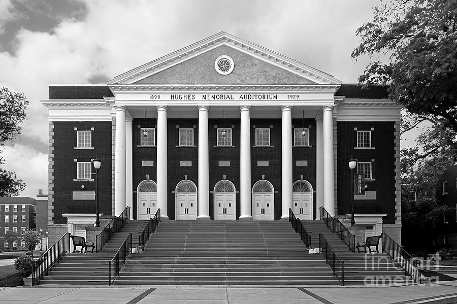 Asbury University Hughes Memorial Auditorium Photograph