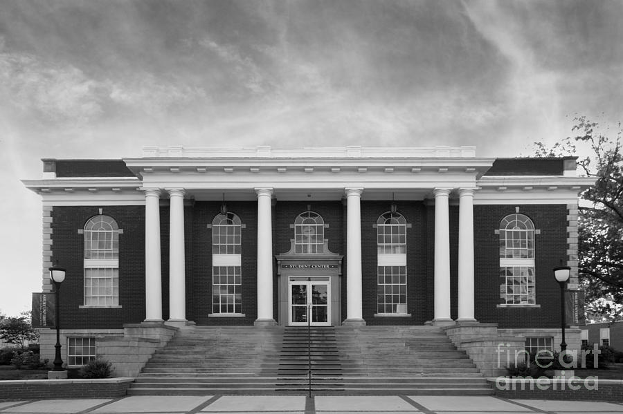 Asbury University Morrison Hall Photograph  - Asbury University Morrison Hall Fine Art Print