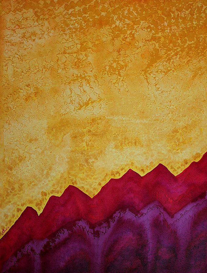 Ascension Original Painting Painting