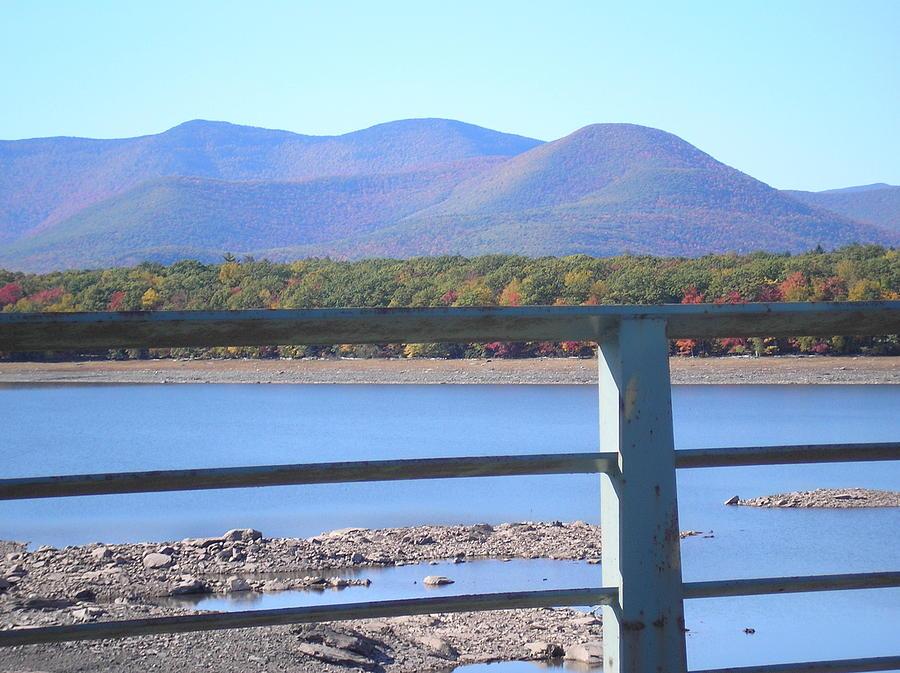 Ashokan Reservoir Photograph