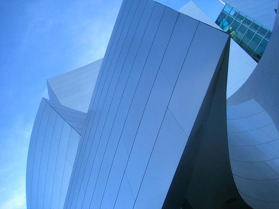 Architecture Photograph - Aspiration by Jon Berry OsoPorto
