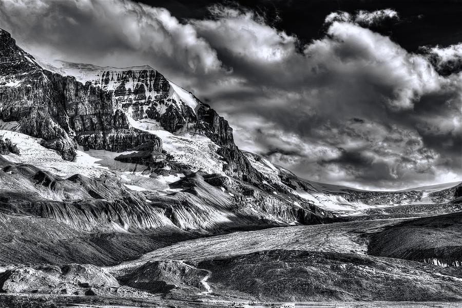 Athabasca Glacier Photograph