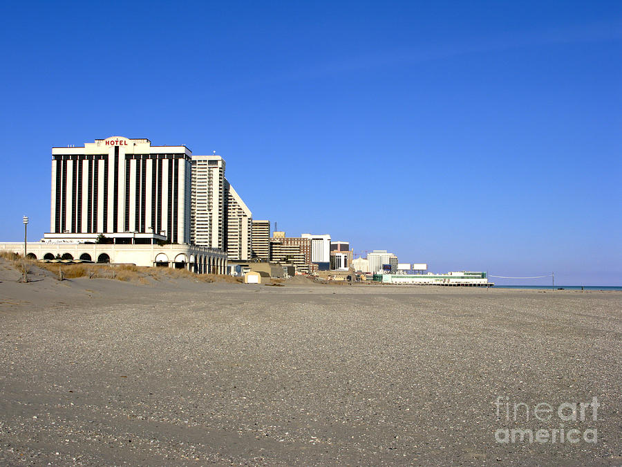 Atlantic City New Jersey Photograph  - Atlantic City New Jersey Fine Art Print