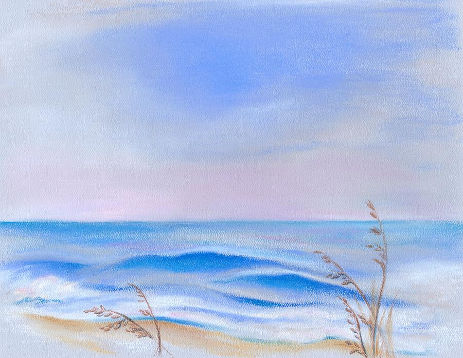 Atlantic Evening Pastel