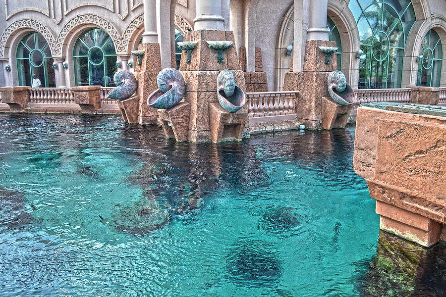 Atlantis Resort In The Bahamas Photograph By Timothy Lowry