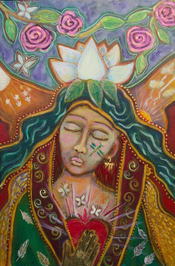 Attunement Painting - Attunement by Havi Mandell