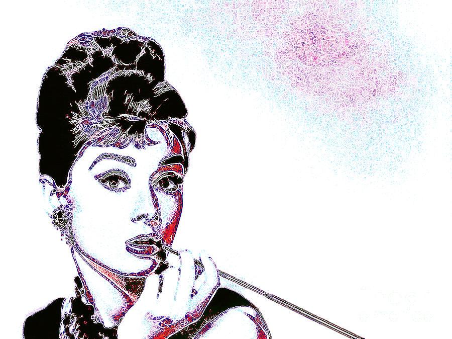 Audrey Hepburn 20130330 Photograph