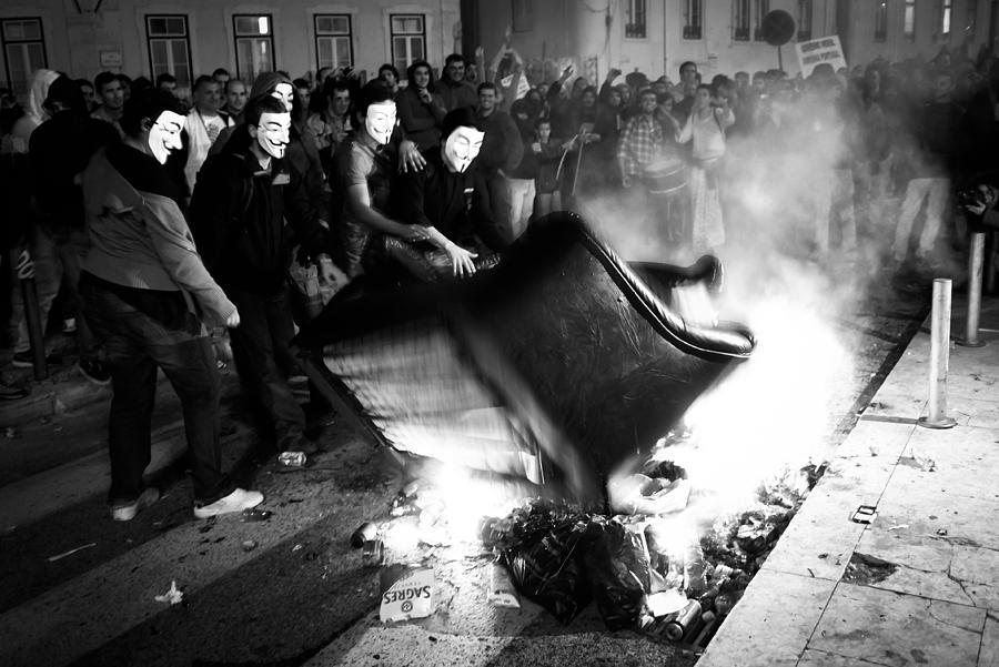 Austerity Photograph