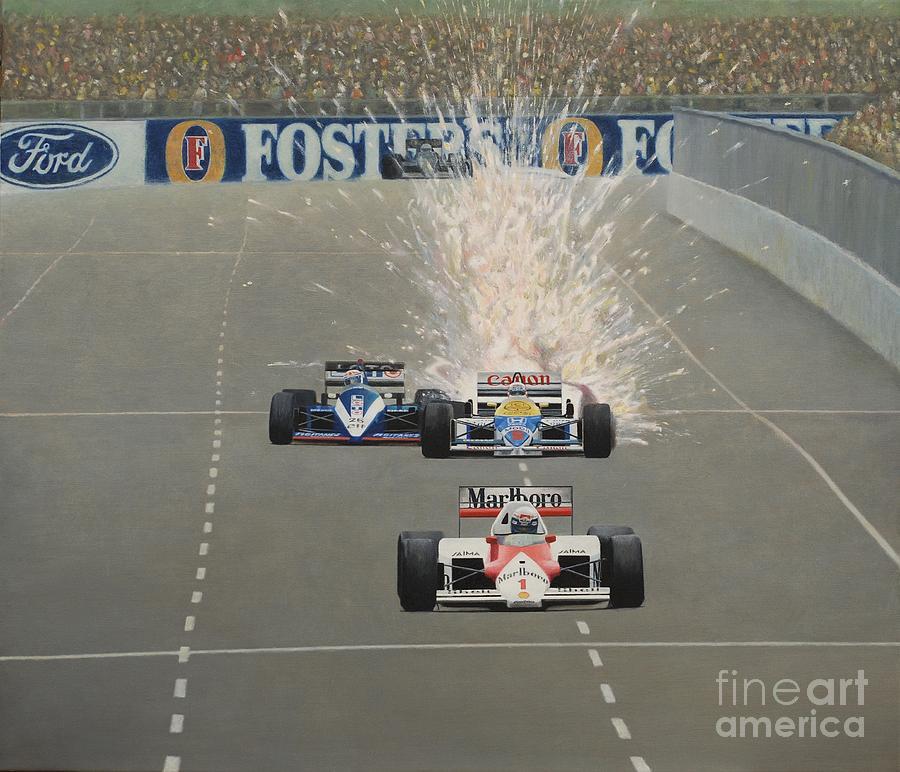 1986 Australian Grand Prix