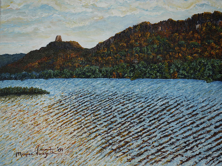 Autumn At Sugar Loaf Painting