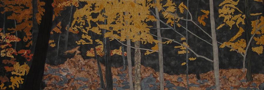 Autumn Carpet Painting