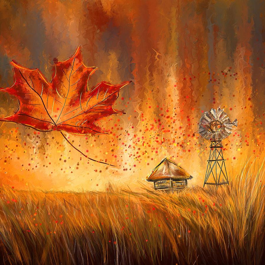 Impressionist Art Acrylic Paint