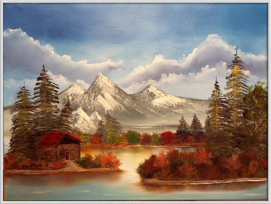 Autumn Glory Painting
