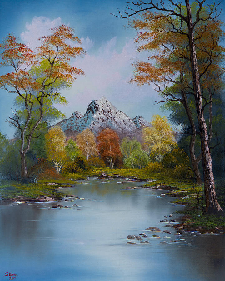 Autumn Images Painting