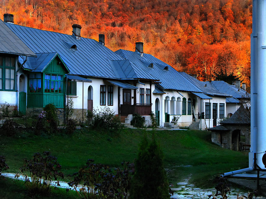 Autumn In Romania Photograph