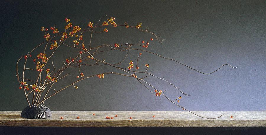 Autumns Bittersweet Painting