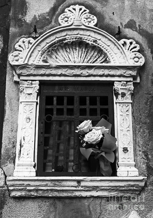 Ave Maria Photograph