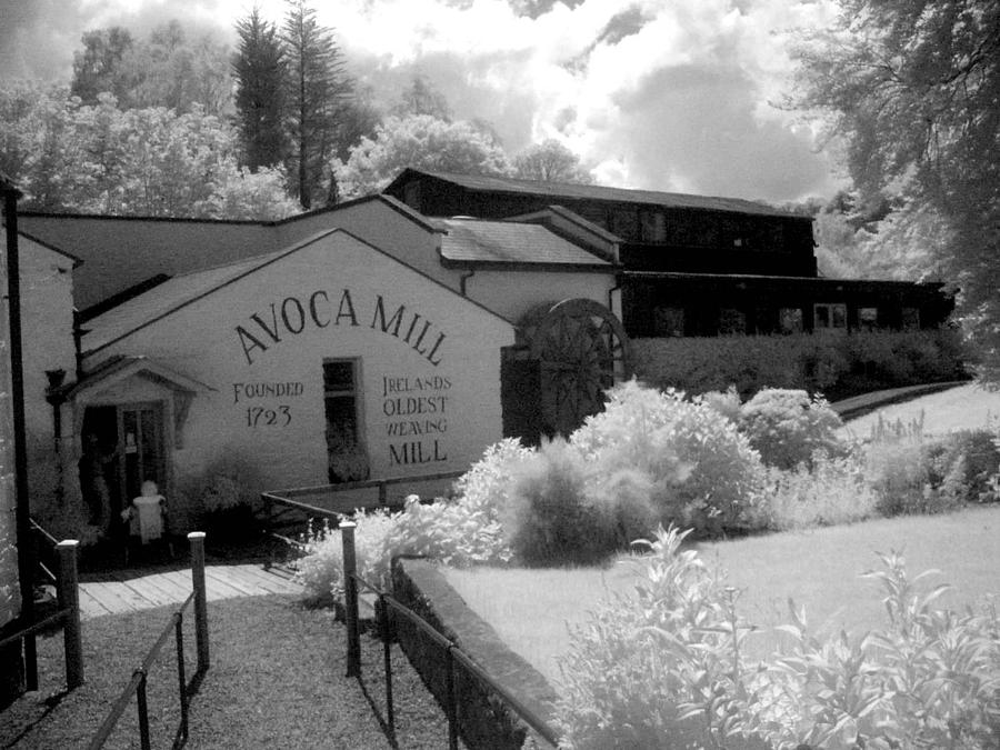 Avoca Mill Photograph